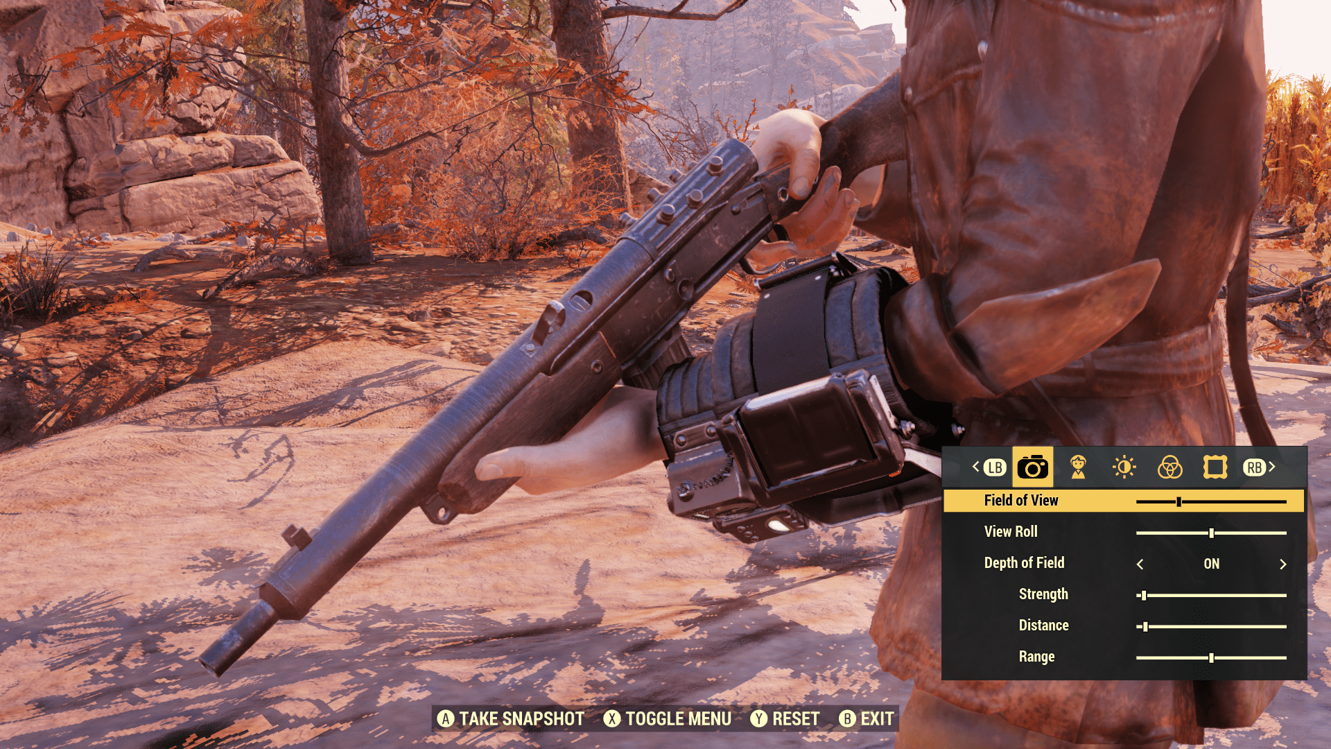 Clean Radium Rifle Mod - Fallout 76 Mod download