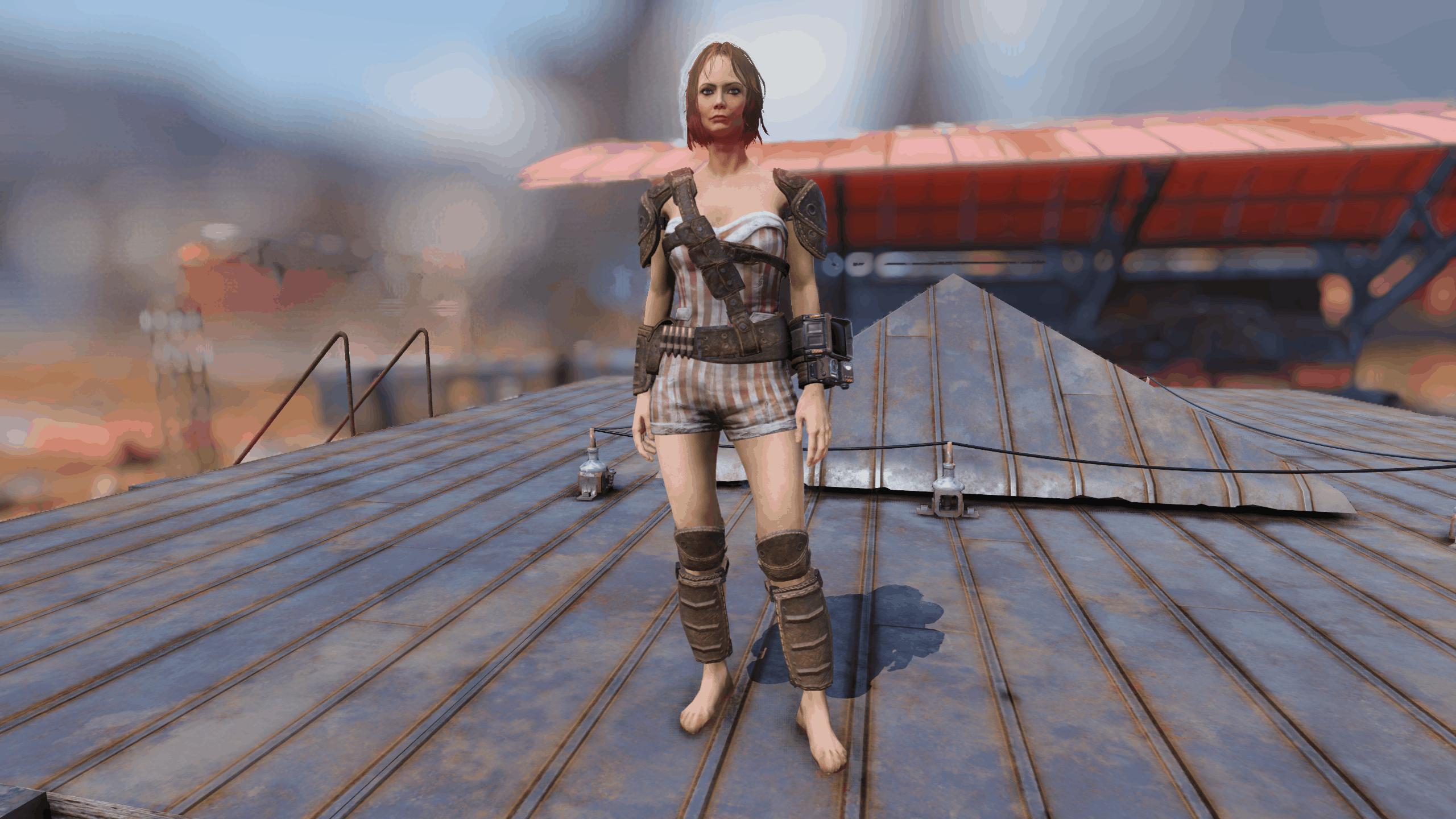 Vault (Swim) Suit - Fallout 76 Mod download