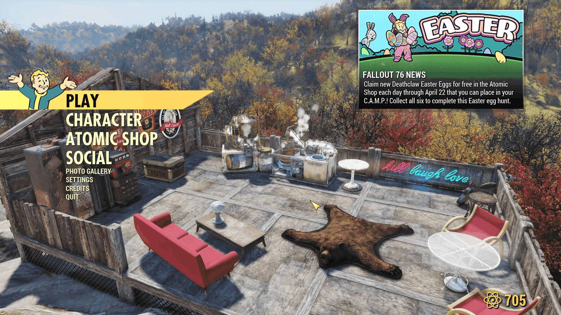No News is Good News - Fallout 76 Mod download