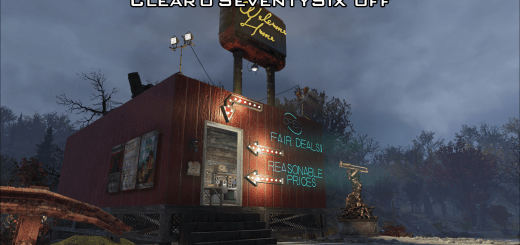ENB Presets Fallout 76 Mods | ENB Presets Fallout 76 Mod download