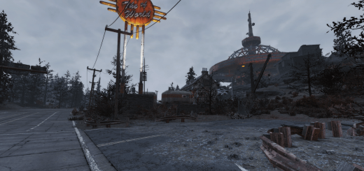 THERMALPASTE'S WASTELAND - Fallout 76 Mod download